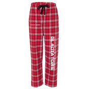 PELEG - F20 Adult Fashion Flannel Pants With Pockets