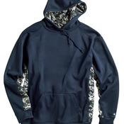 1464 Adult Digital Camo Hooded Performance Sweatshirt