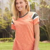 3011 Women's Short Sleeve Fanatic T-Shirt