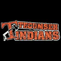 Tecumseh Indians T Distressed Thumbnail