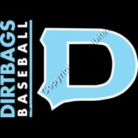 308 Dirtbags Baseball Vertical Thumbnail